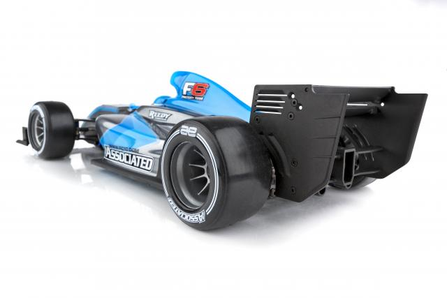 Team Associated RC10F6 Factory Team Car Kit (10)