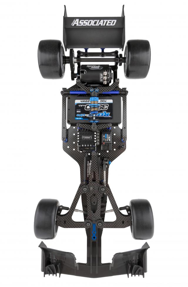 Team Associated RC10F6 Factory Team Car Kit (7)