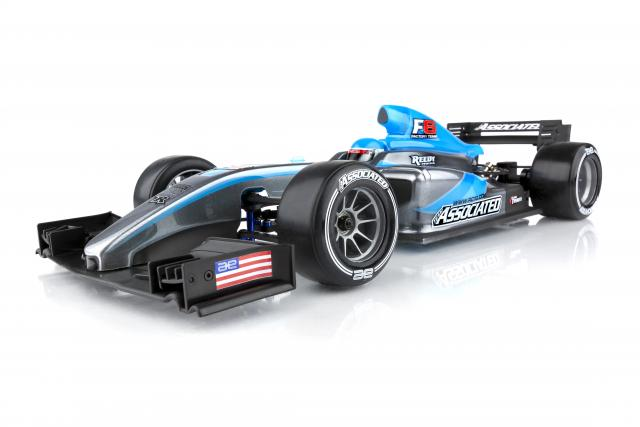 Team Associated RC10F6 Factory Team Car Kit (9)