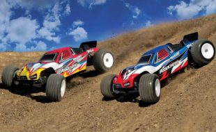 Team Associated T4.3 RTR Brushless Stadium Truck