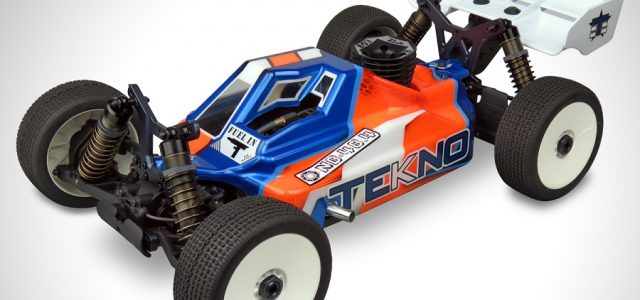 Tekno NB48.4 1/8 4WD Nitro Buggy Kit