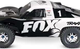 Traxxas Slash 4X4 Ultimate Now With On-Board Audio