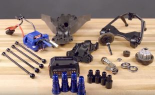 Traxxas X-Maxx 8s Power-Up Conversion [VIDEO]