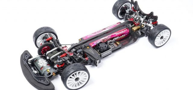 VBC FF17 4wd 1/10 Touring Car Kit & Speed Passion Combo