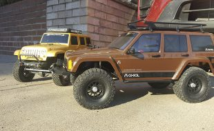 Axial SCX10 II  Trail Rated Jeeps [READER'S RIDE]