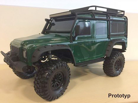 Traxxas TRX-4 1/10 Scale And Trail Crawler 16508285_1170345023084139_5058597669924284794_n