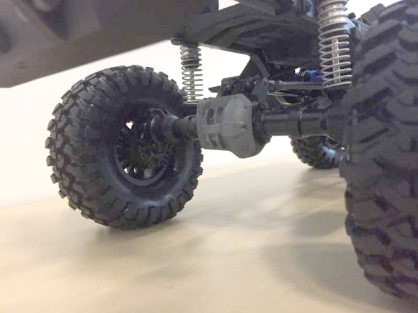 Traxxas CRAWLER LAND ROVER EP RTR  31_85000_PICTURE_34