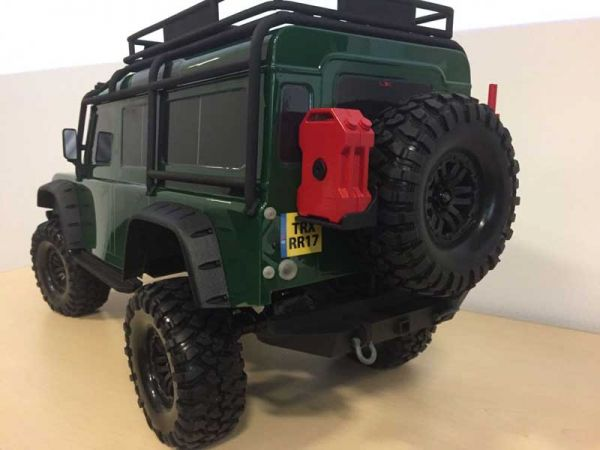 Traxxas CRAWLER LAND ROVER EP RTR  31_85000_PICTURE_36-2