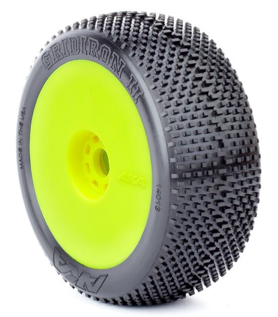 AKA Updates GridIron II 18 Buggy Tires (1)