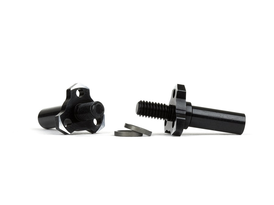 Avid Aluminum Triad Steering Axles For The B6 & B6D