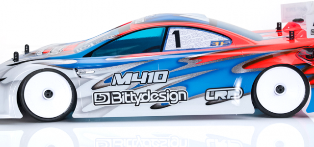 Bittydesign M410 1/10 TC 190mm Body (Light)