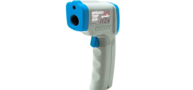 Dynamite RC Infrared Temp Gun With Laser Sight