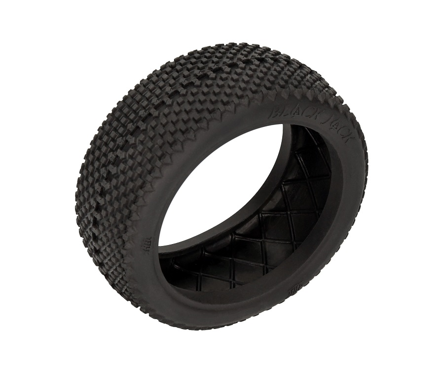 HB Racing Black Jack 1_8 Buggy Tires (2)