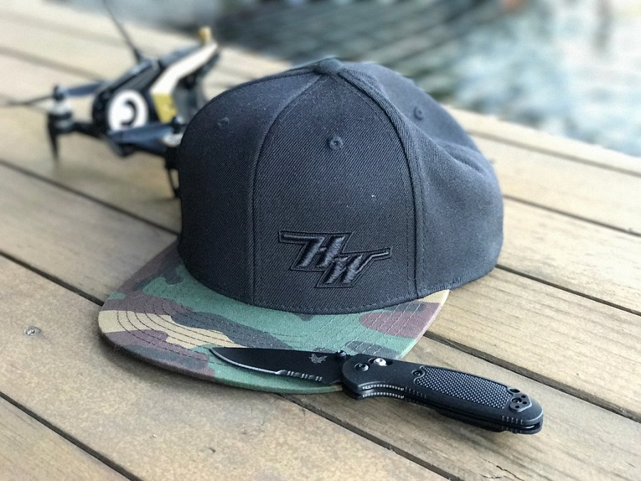 HOBBYWING Limited Edition Urban Hunter Cap (1)
