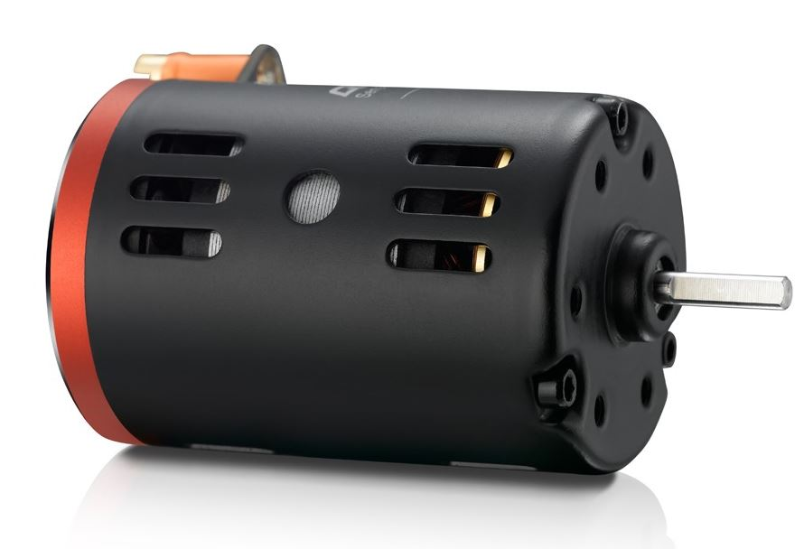 HOBBYWING QuicRun 3650 SD G2 Brushless Motors (4)