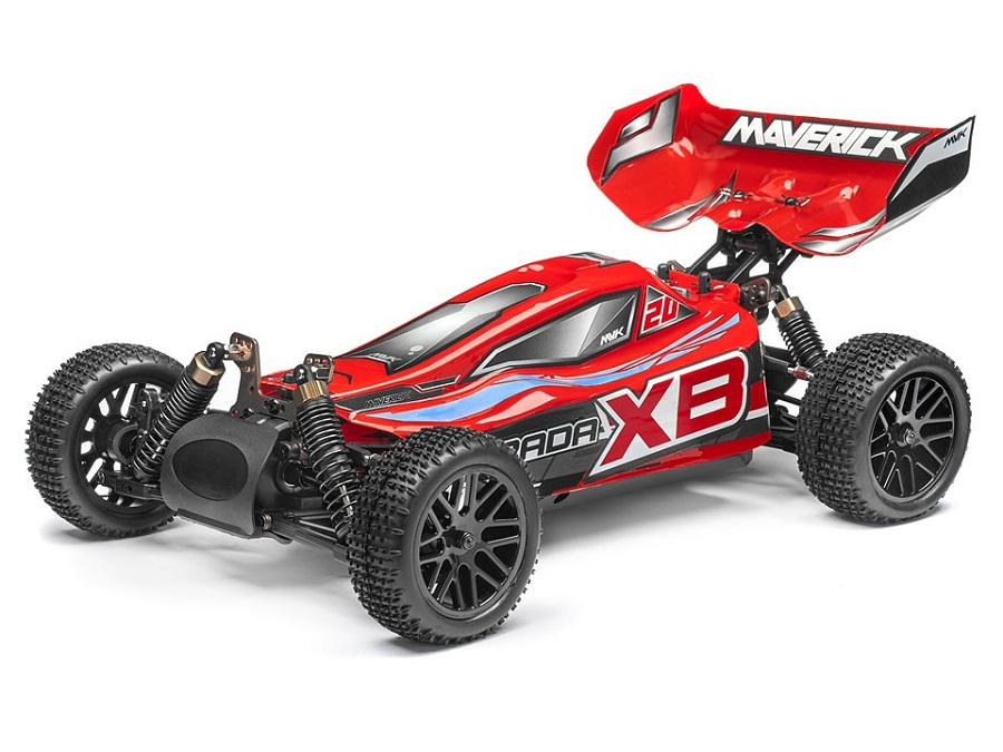 HPI Now Offering Maverick RC RTR Strada Red Vehicles (1)