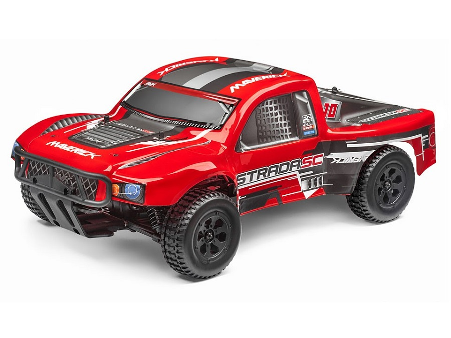 HPI Now Offering Maverick RC RTR Strada Red Vehicles (10)