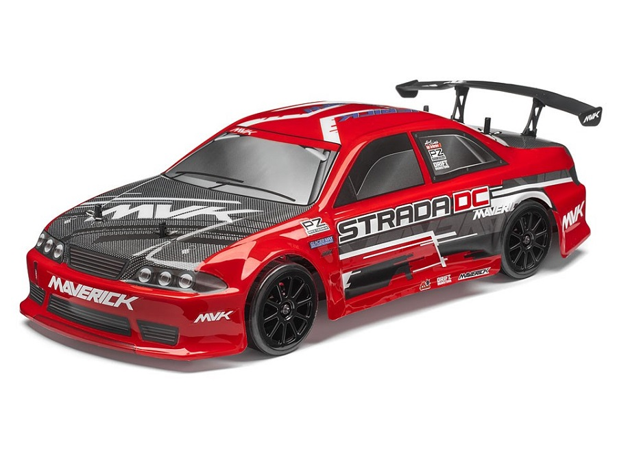 HPI Now Offering Maverick RC RTR Strada Red Vehicles (12)