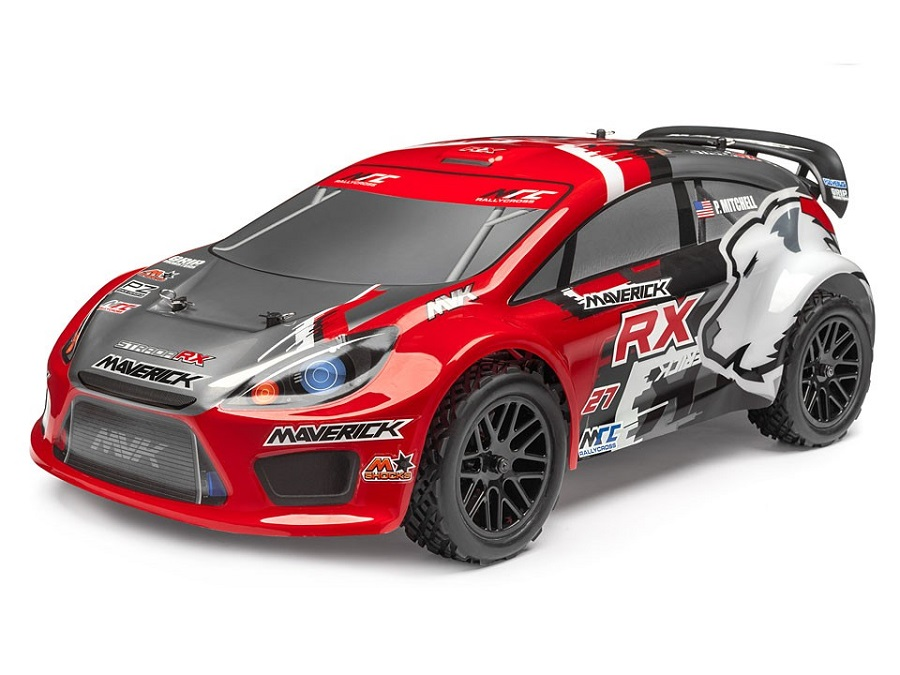 HPI Now Offering Maverick RC RTR Strada Red Vehicles (14)