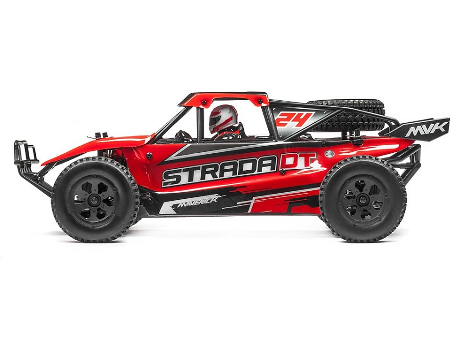 HPI Now Offering Maverick RC RTR Strada Red Vehicles (17)