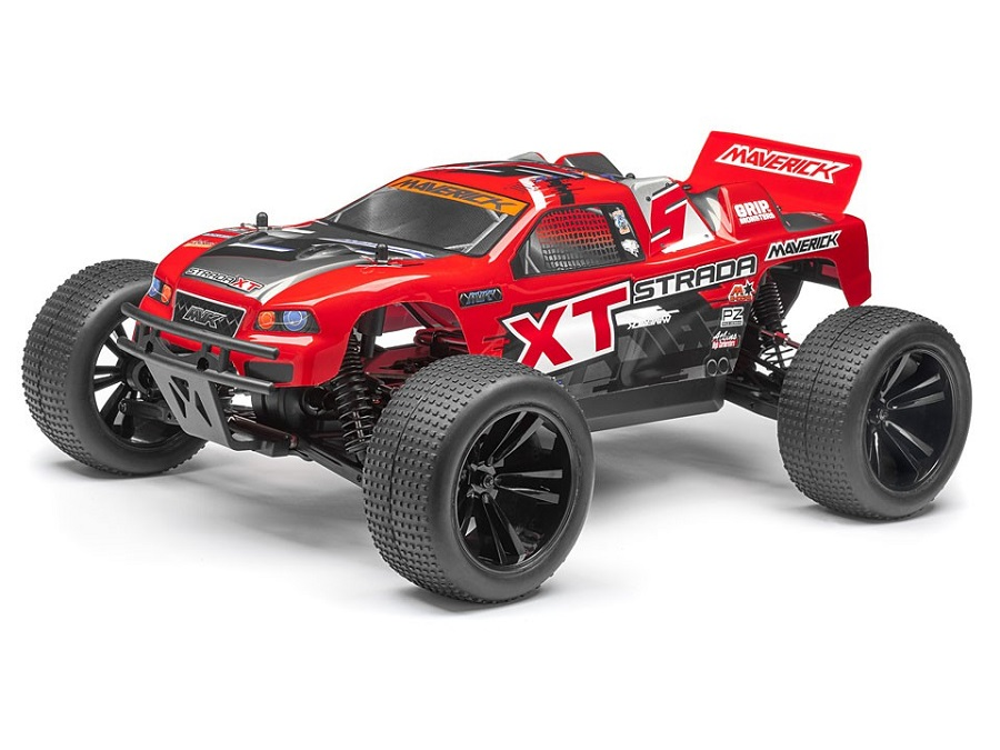HPI Now Offering Maverick RC RTR Strada Red Vehicles (4)