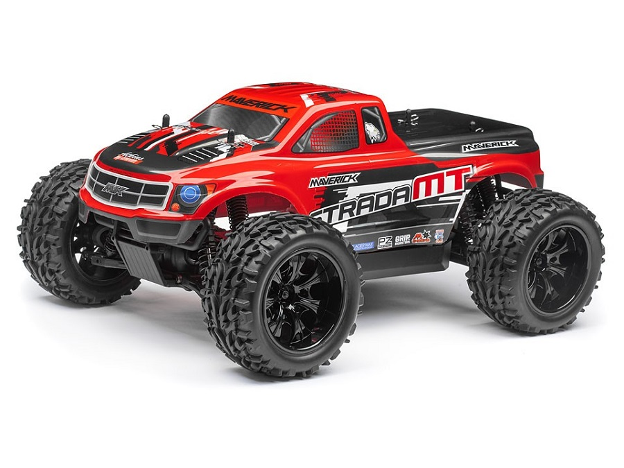 HPI Now Offering Maverick RC RTR Strada Red Vehicles (6)