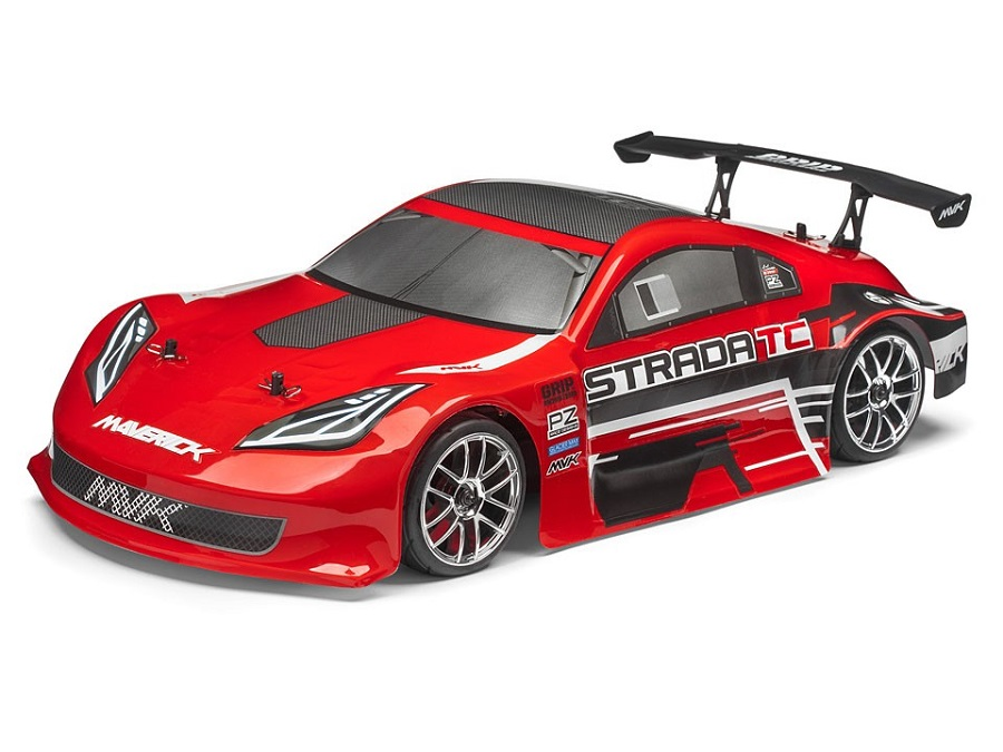 HPI Now Offering Maverick RC RTR Strada Red Vehicles (8)