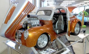 Custom 1/8-Scale '41 Willys [READER'S RIDE]