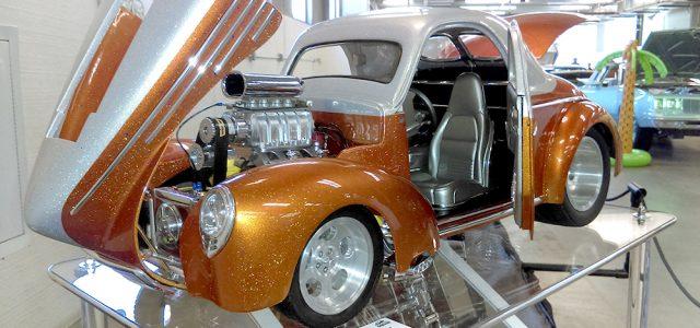 Custom 1/8-Scale '41 Willys [READER'S RIDE]