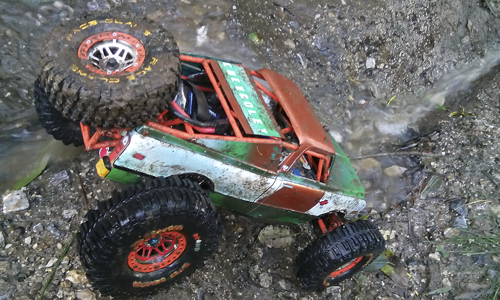 Vaterra Twin Hammers, Pro-Line Racing, RC4WD