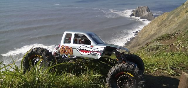 Axial Wraith-based Trail Rig [READER'S RIDE]