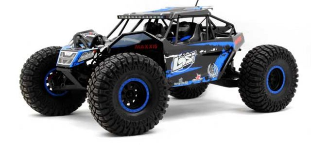 We have the new Losi Rock Rey!