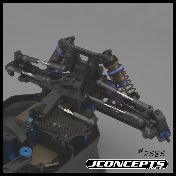 JConcepts B64 And B64D Fin Titanium turnbuckle Set (3)