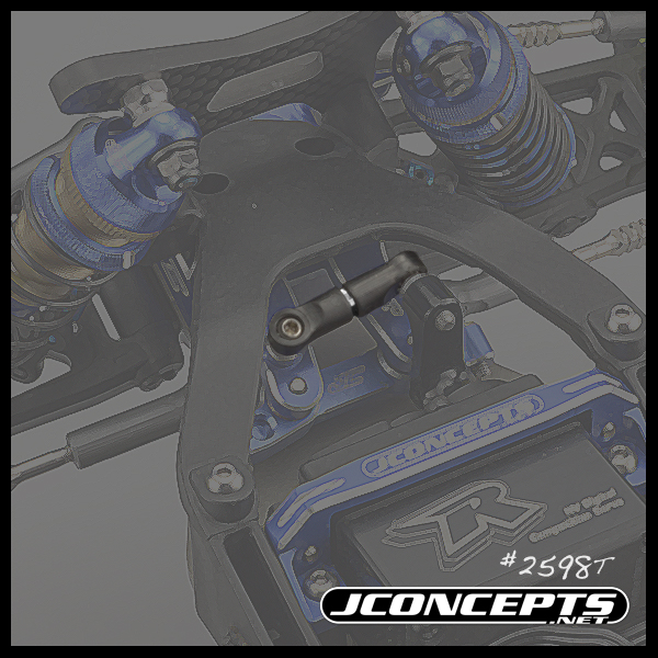 JConcepts Fin Titanium Steering Turnbuckle For The B6_B6D (3)