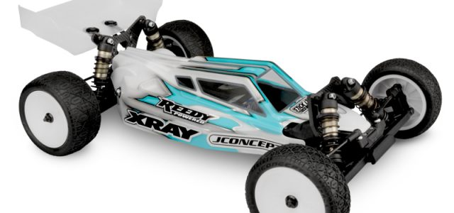 JConcepts S2 Body & Aero Wing For The '17 XRAY XB2