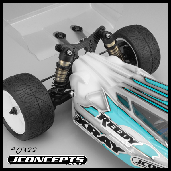 JConcepts S2 Body & Aero Wing For The '17 XRAY XB2 (6)
