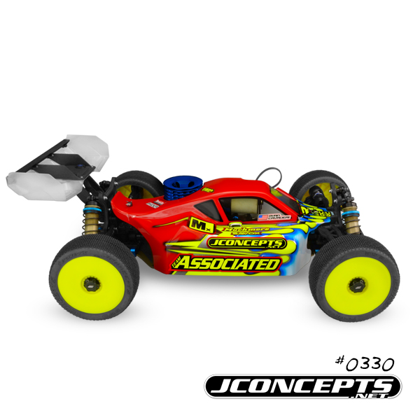 JConcepts S3 Body For The Team Associated RC8B3 (1)
