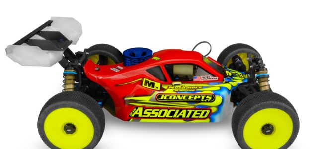 JConcepts S3 Body For The Team Associated RC8B3