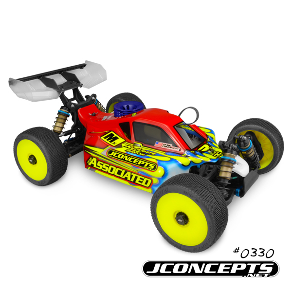 JConcepts S3 Body For The Team Associated RC8B3 (6)