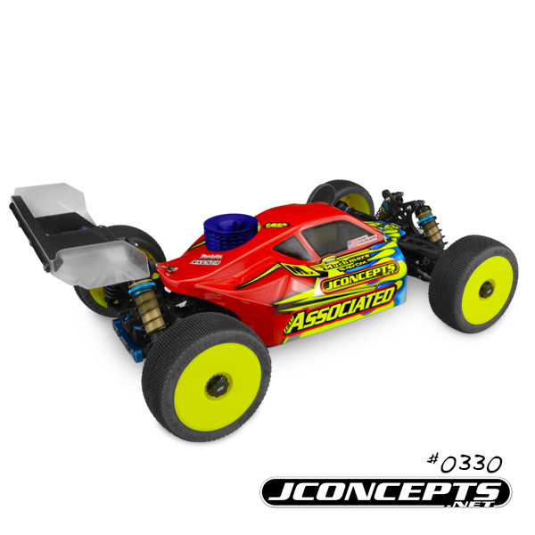 JConcepts S3 Body For The Team Associated RC8B3 (7)