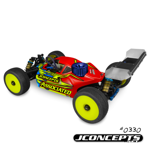 JConcepts S3 Body For The Team Associated RC8B3 (8)