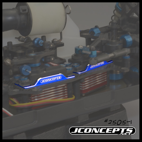 JConcepts Servo Bracket For The Team Associated RC8B3 & RC8T3 (3)