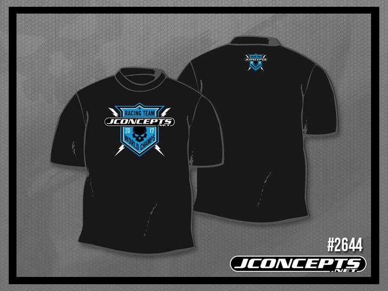 JConcepts Skull T-Shirt And Sweatshirt (1)