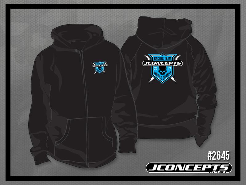 JConcepts Skull T-Shirt And Sweatshirt (2)