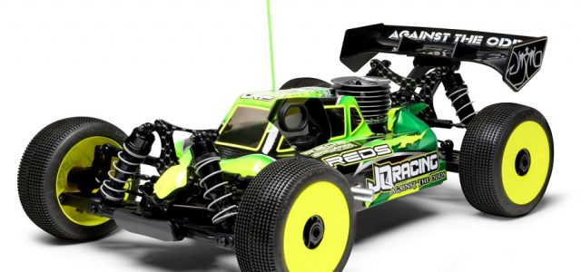 JQRacing THECar Black Edition