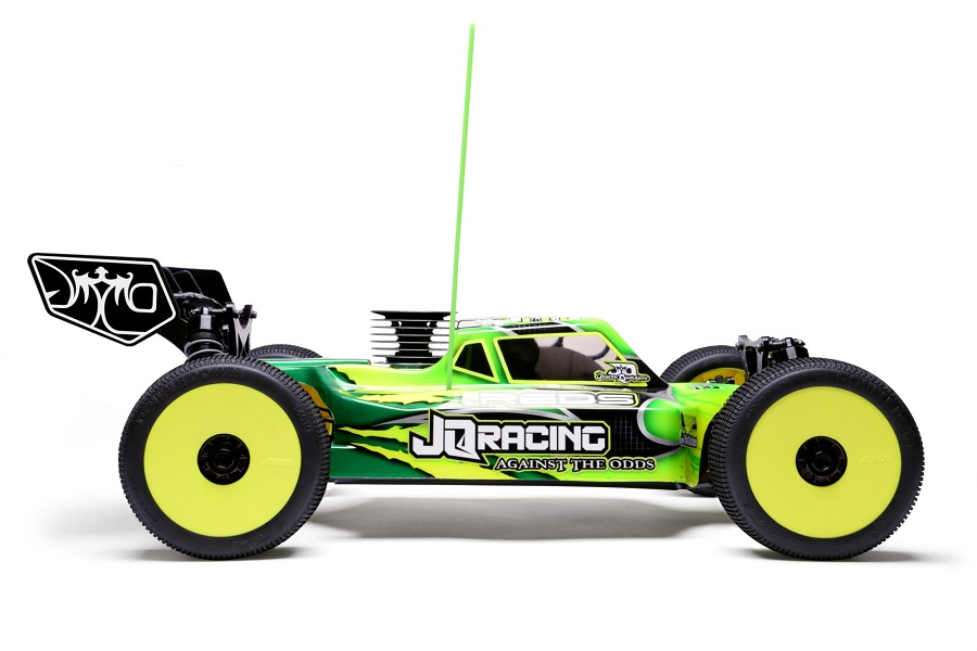 JQRacing THECar Black Edition (7)