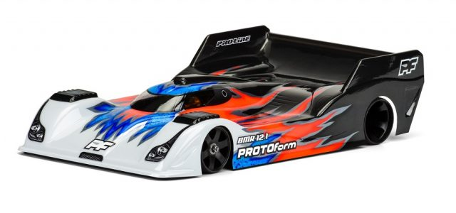 PROTOform BMR-12.1 Clear Body