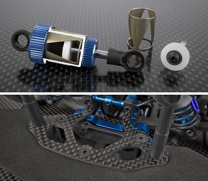 PSD Shocks & Graphite Bumper Brace For The AE TC7.1 (3)