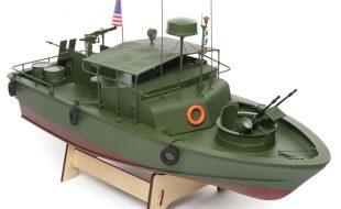 Pro Boat RTR 21″ Alpha Patrol Boat  [VIDEO]