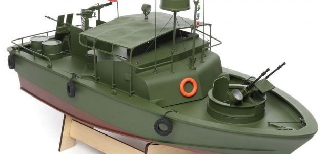 Pro Boat RTR 21″ Alpha Patrol Boat   [VIDEO]